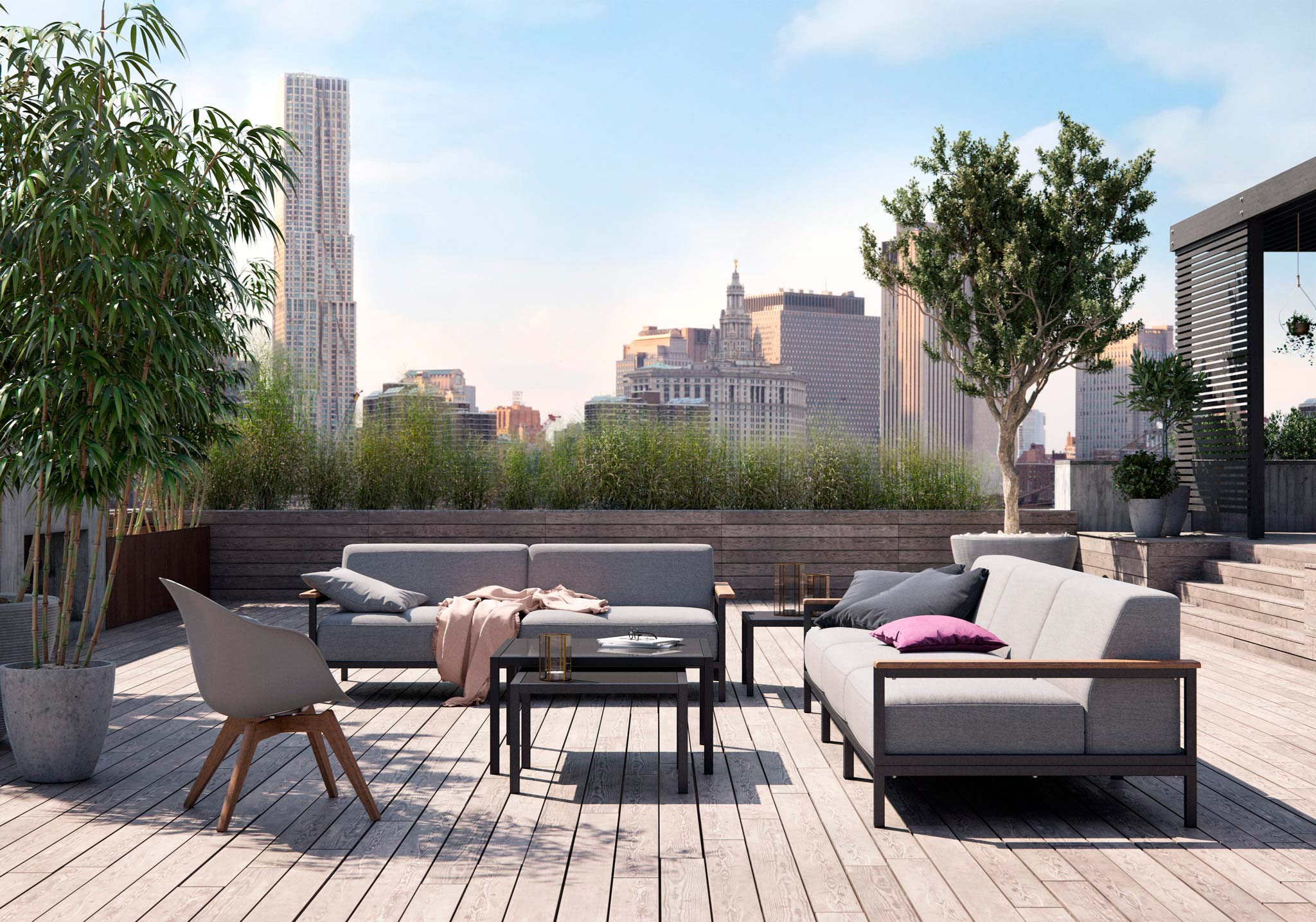 BoConcept 3D exterior images by Cadesign form