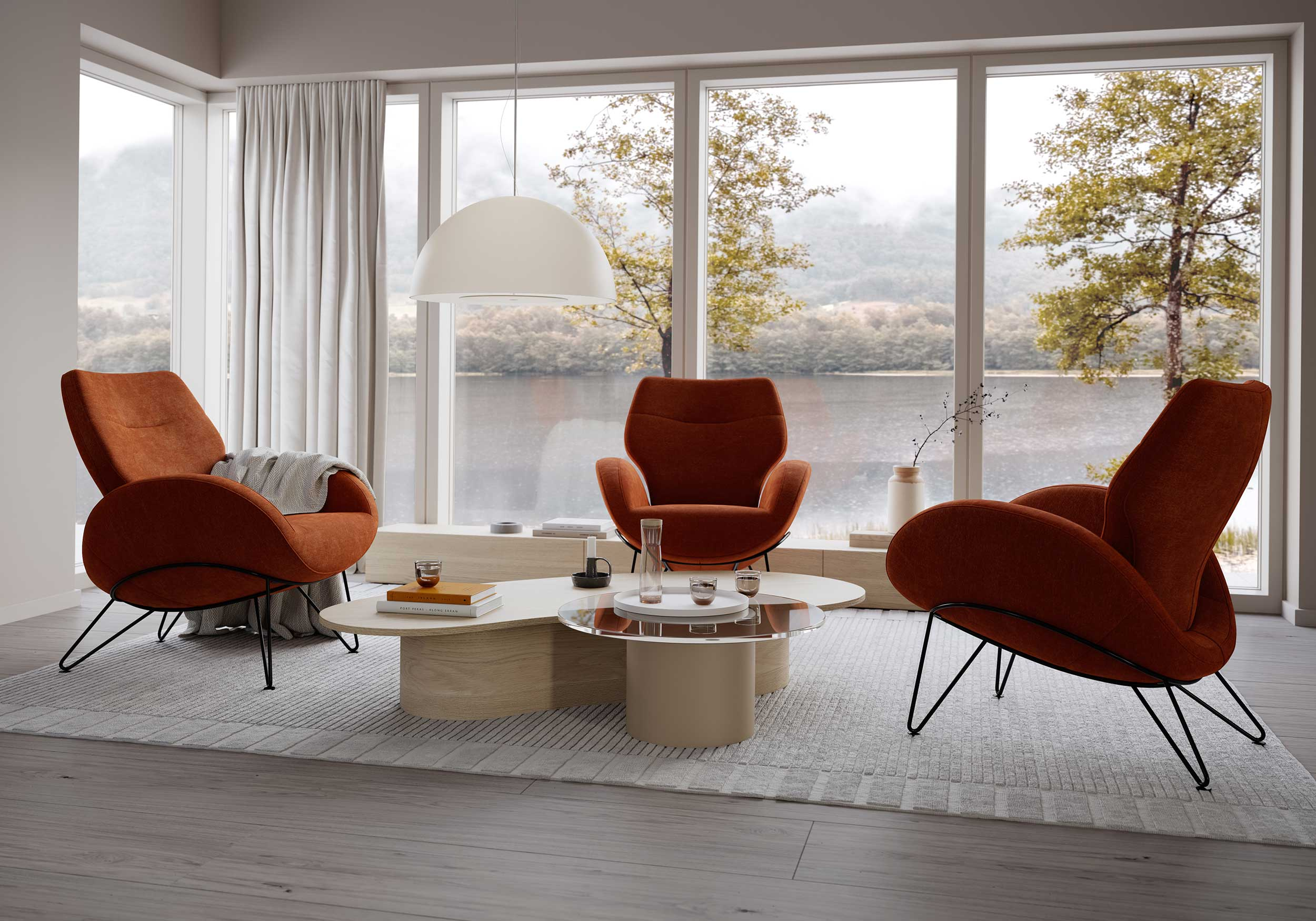 CGI-based furniture