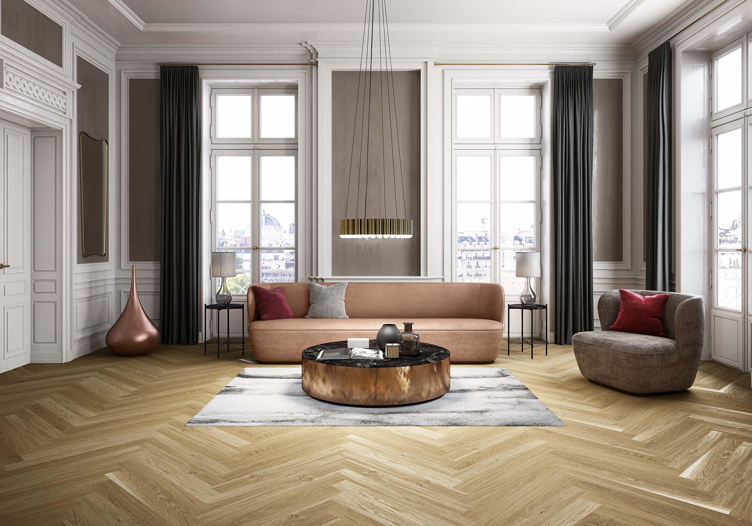Boen Livingroom cadesign form
